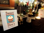 Sweet Dee's Bakeshop will have cinnamon apple cupcakes, mini apple crumb pies, and apple turnovers