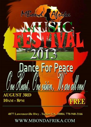 Mbondafrica Festival 2013 2 copy